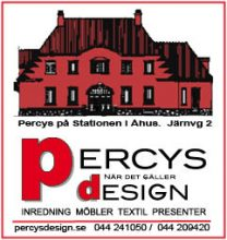 percys design kristianstad